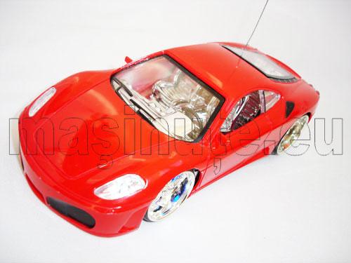 Masinuta teleghidata Ferrari F450
